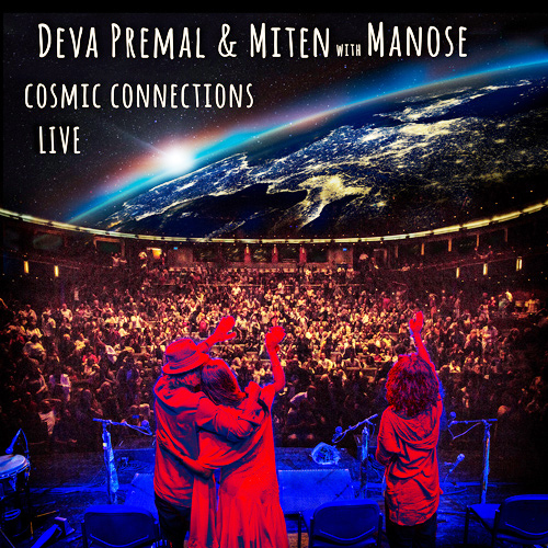 Cosmic Connections Live - Digital