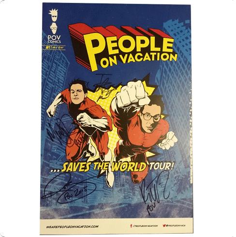 Superheroes - Poster