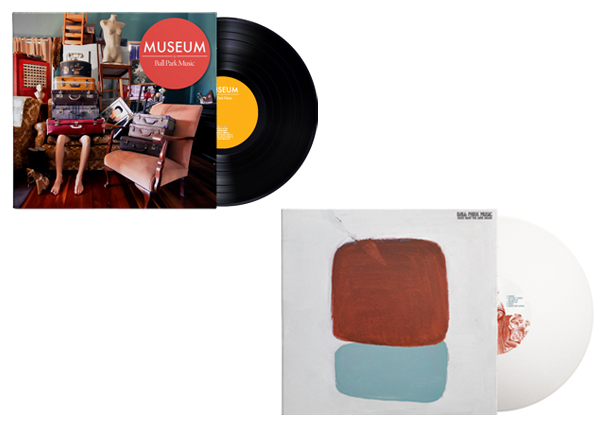 "Every Night The Same Dream (12"" vinyl) + Museum (12"" vinyl)"