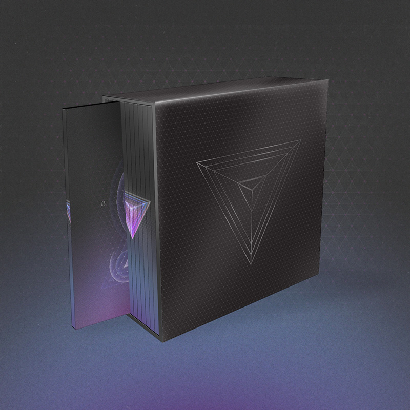 Limited Edition 11 x 7-inch Node Boxset