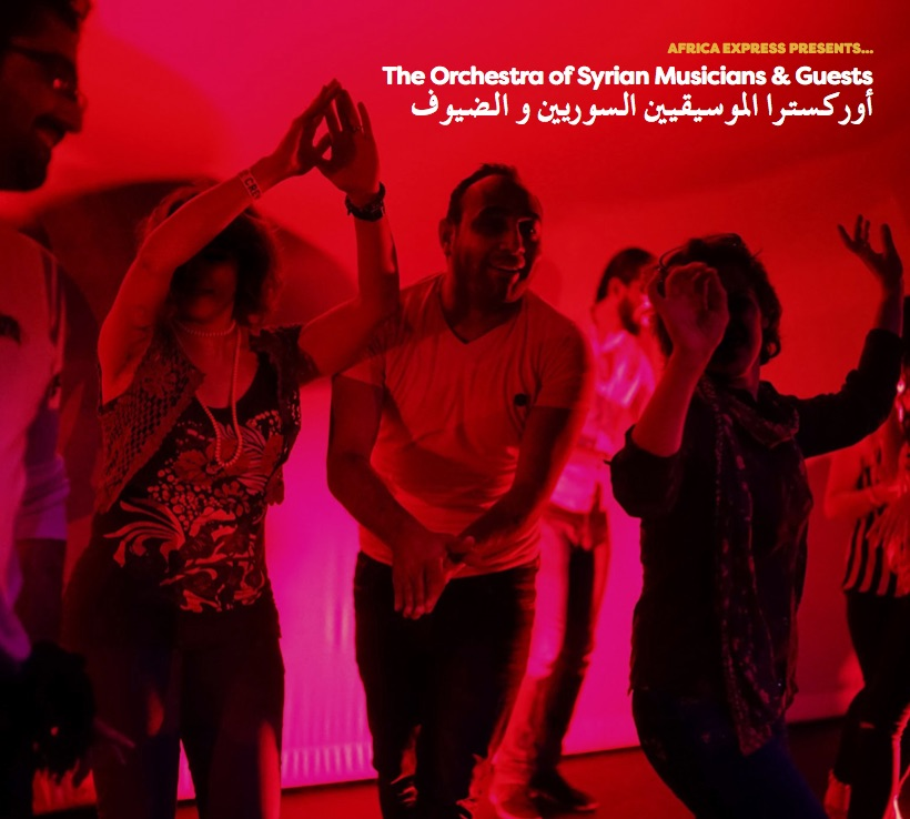 Africa Express Presents... The Orchestra of Syrian Musicians - CD