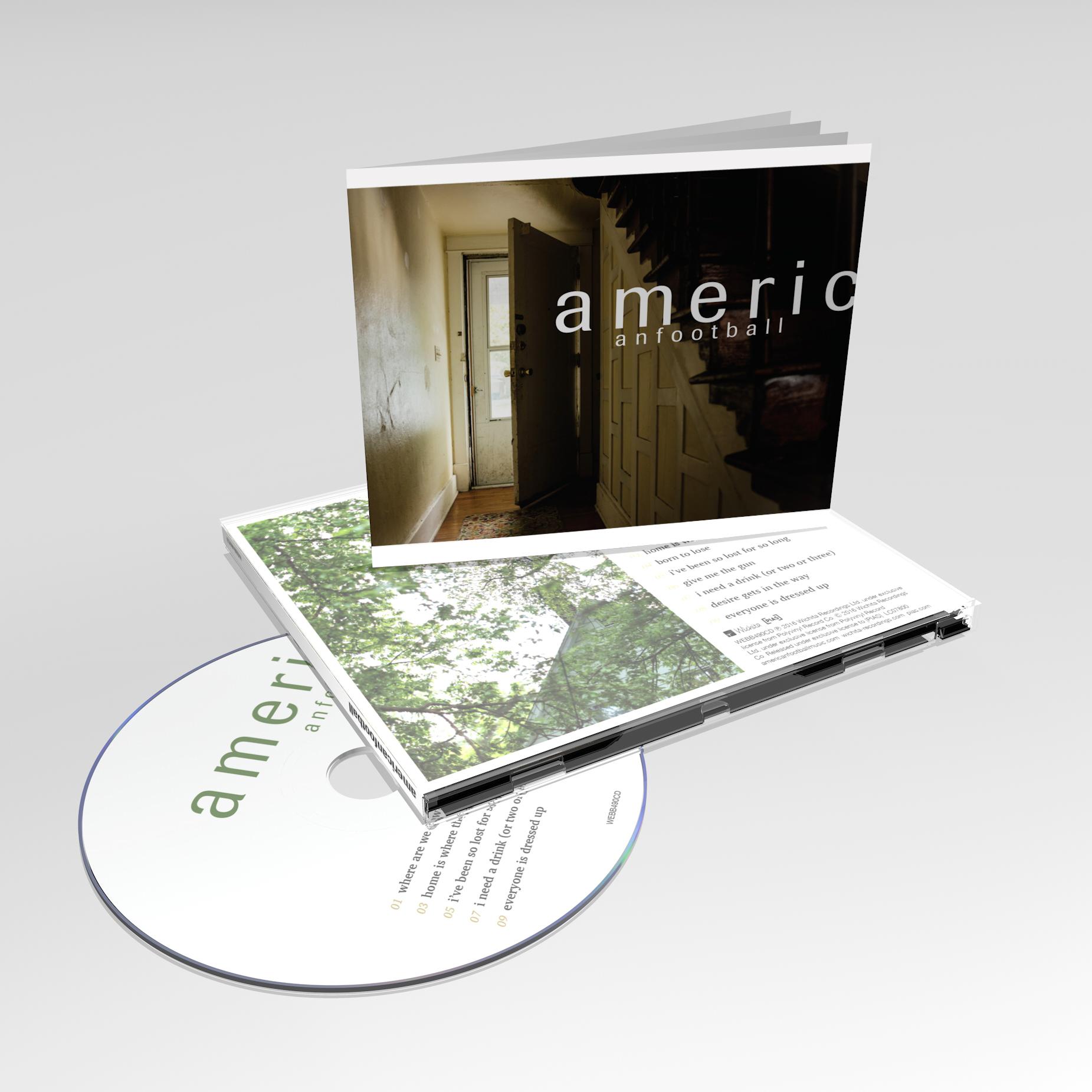 American Football CD