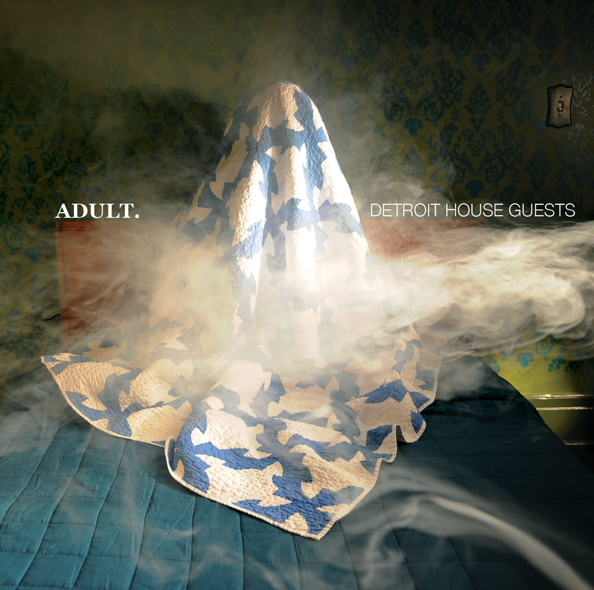 ADULT. - Detroit House Guests CD
