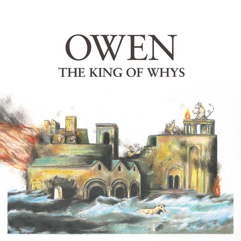 The King Of Whys LP (180g Black Vinyl)