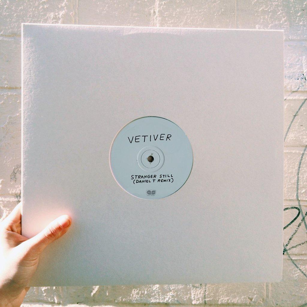 """Vetiver - """"Stranger Still"""" (Daniel T Remix) 12"""" LP"""