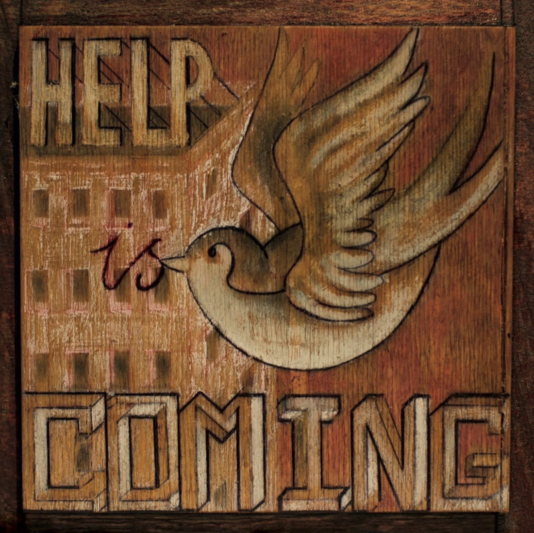 "Crowded House - ""Help Is Coming"" Charity Single: Vinyl"
