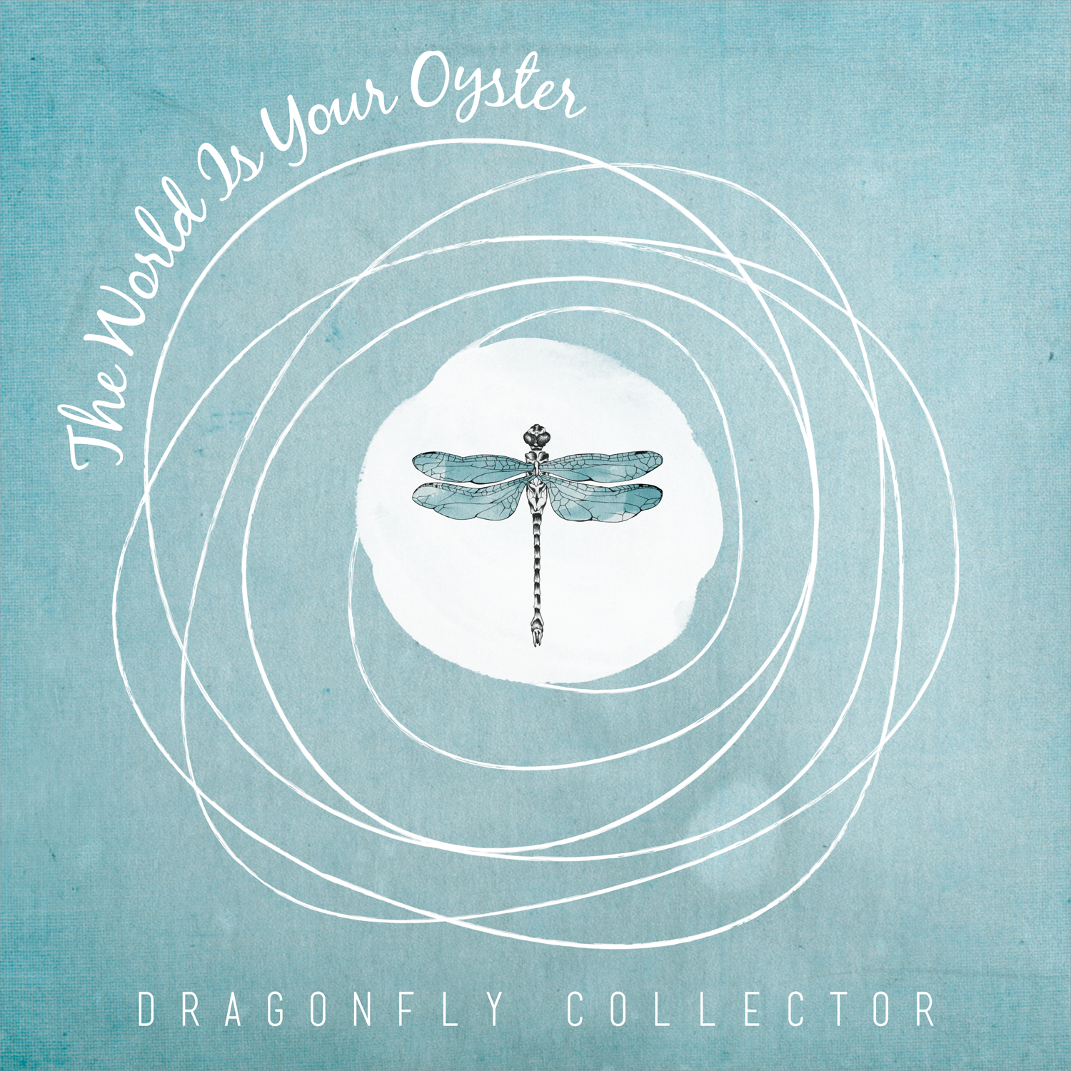 The World Is Your Oyster - Dragonfly Collector (CD Album)