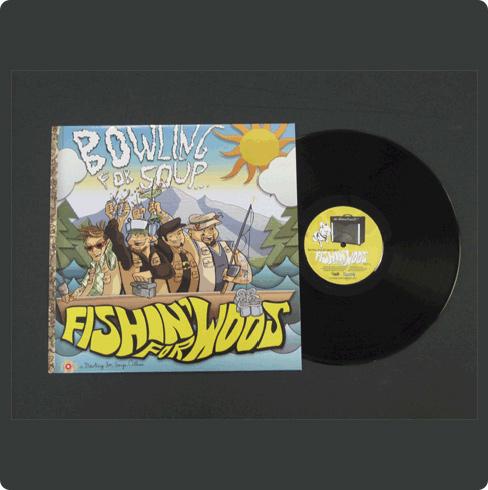 Fishin For Woos (Vinyl)