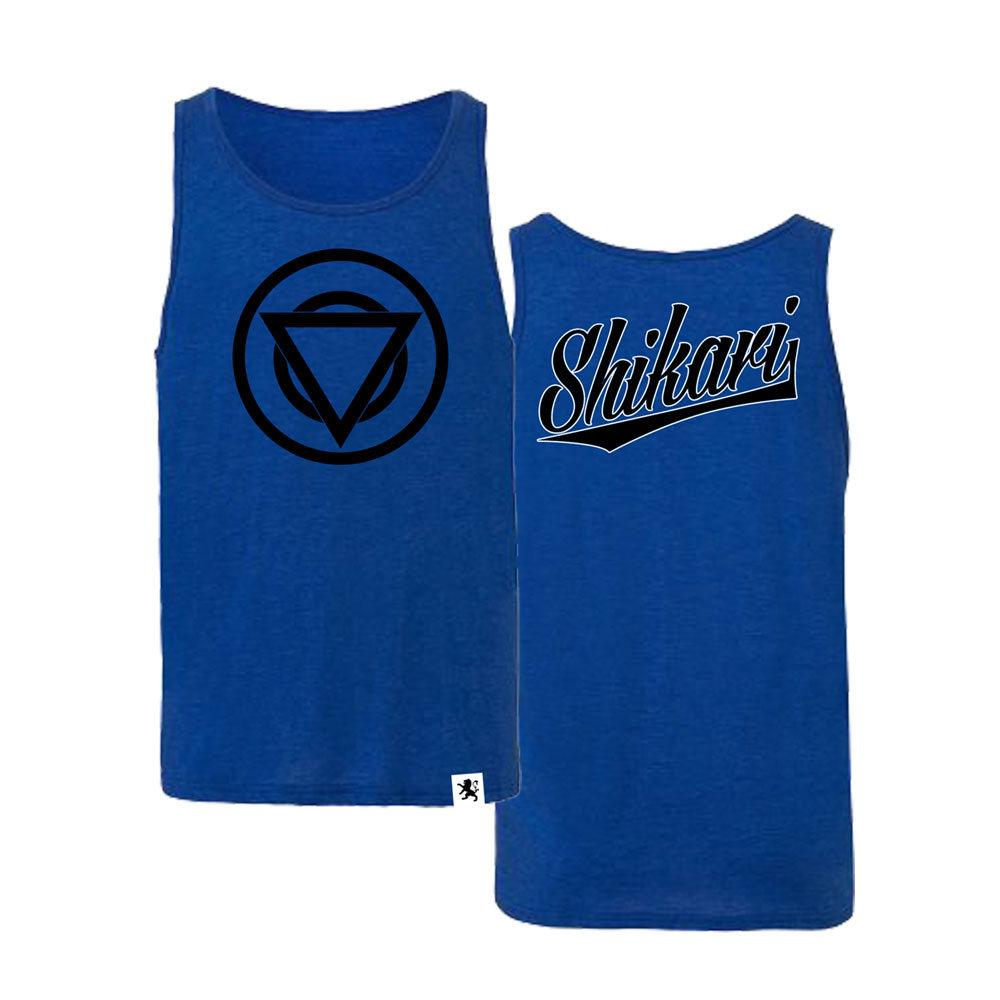 TEAM SHIKARI - MEN'S VEST (ROYAL BLUE)
