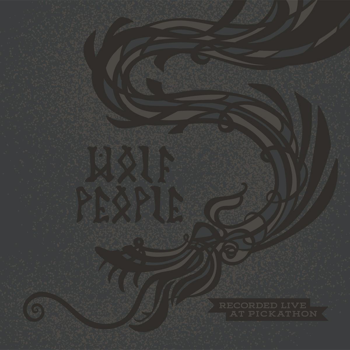"Live at Pickathon: Vetiver / Wolf People 12"" LP"