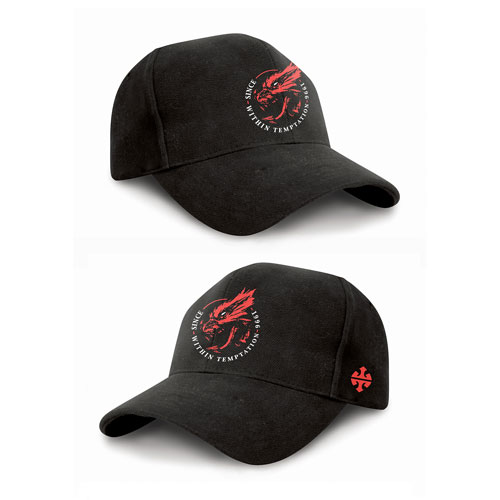Dragon Circle – Snap Back Cap