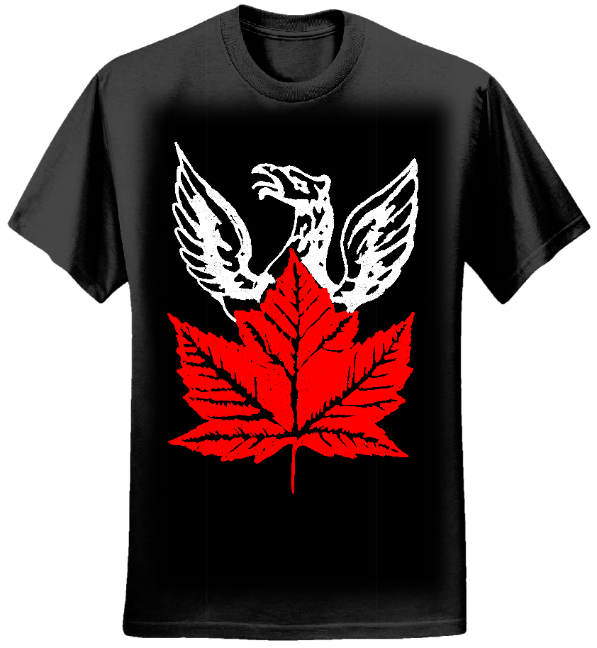 Phoenix-Maple Leaf- Mens
