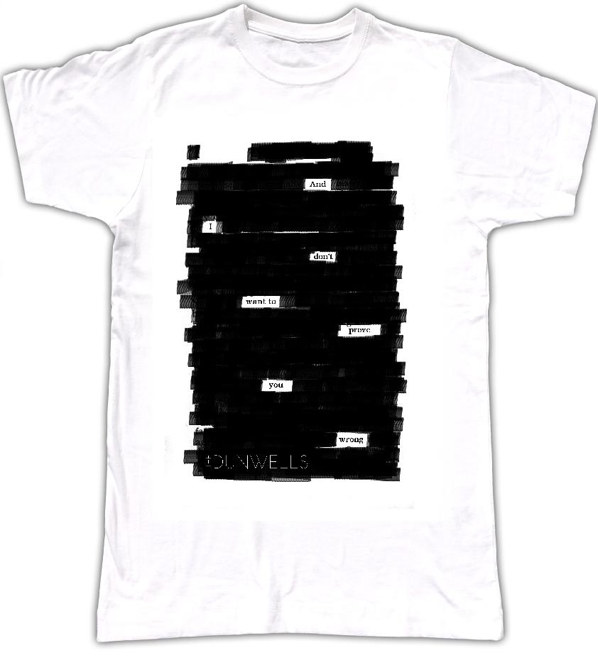 Lyric T-Shirt (Mens)