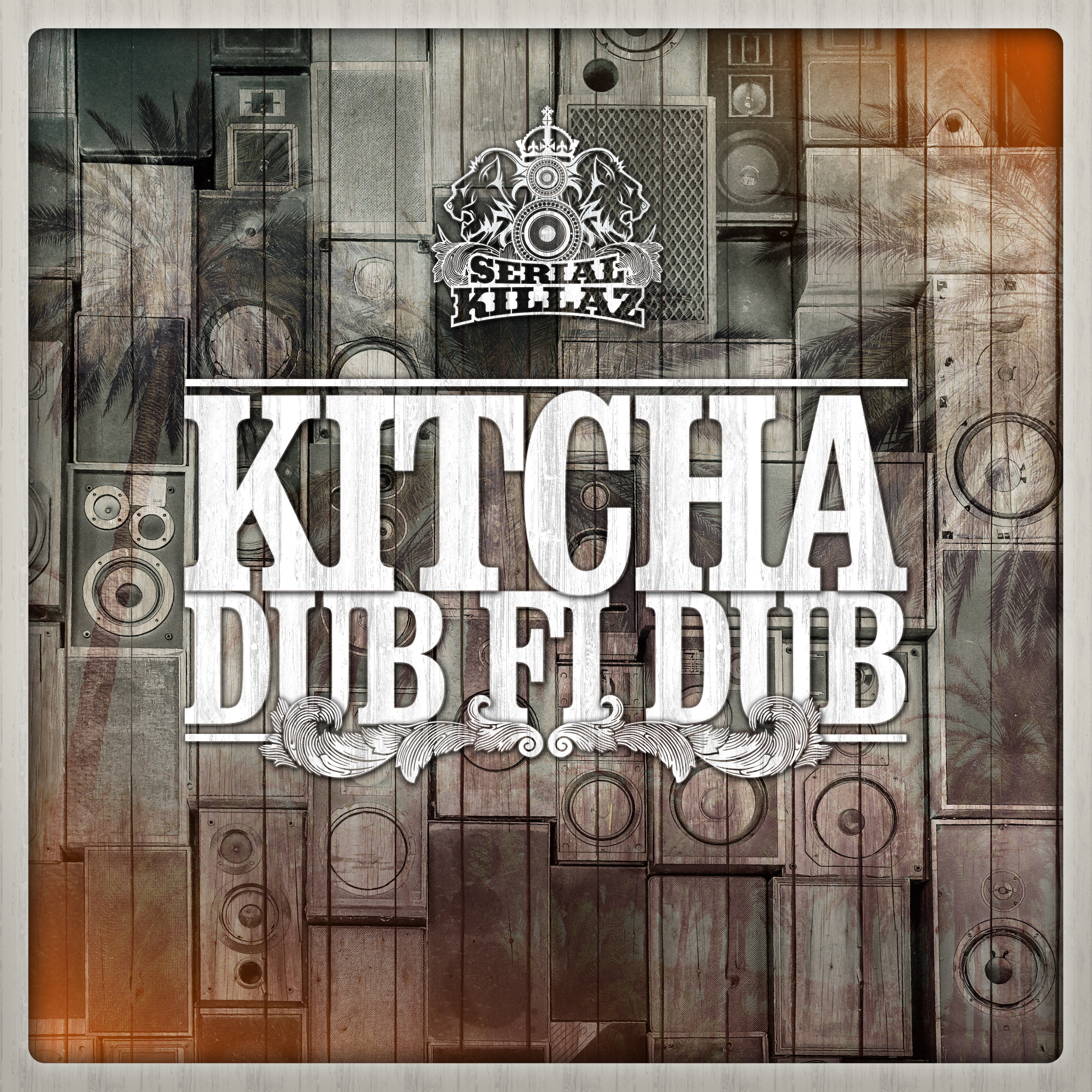 DJ Kitcha - Tune Fi Tune Dub Fi Dub EP
