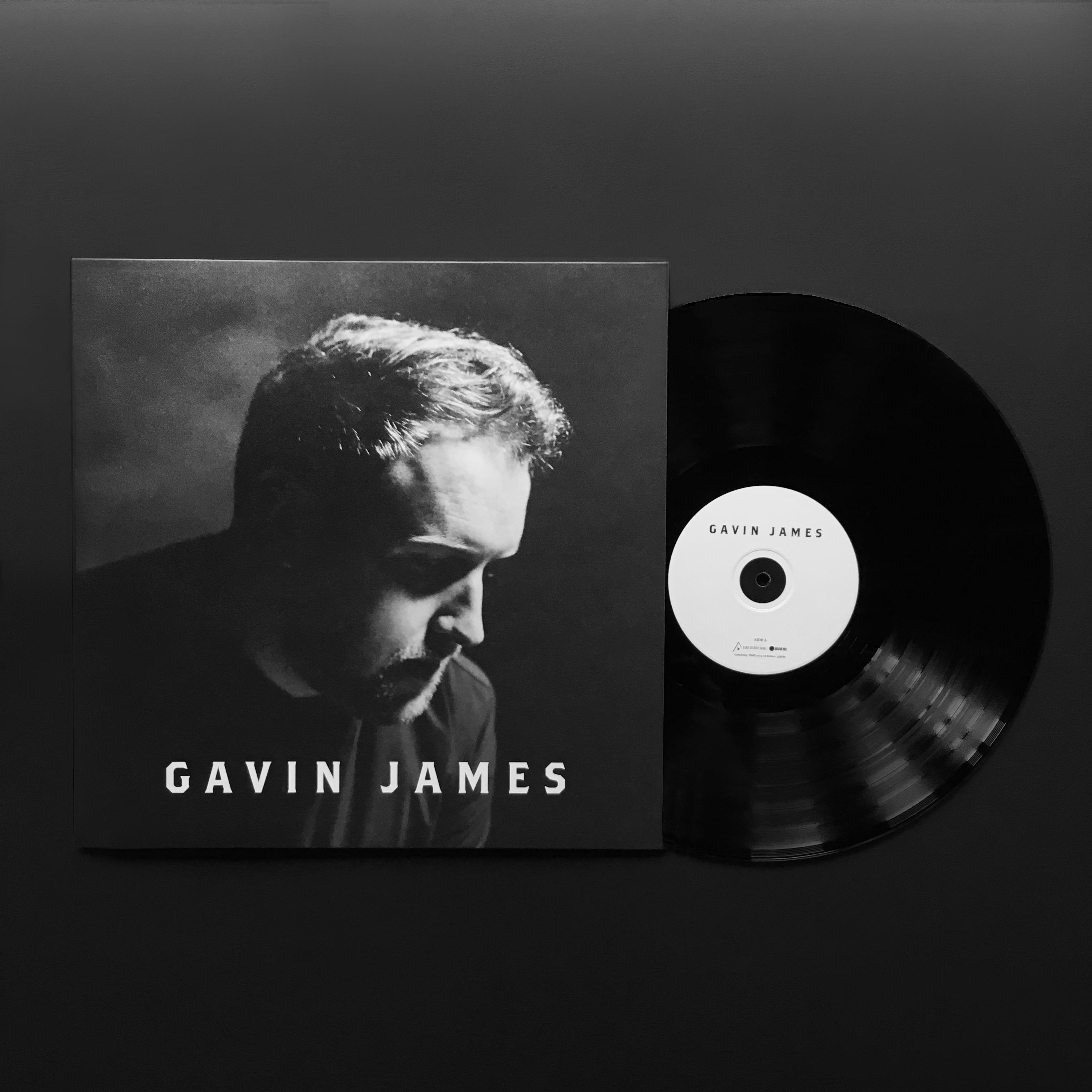 *SIGNED* Gavin James - Bitter Pill (Vinyl)