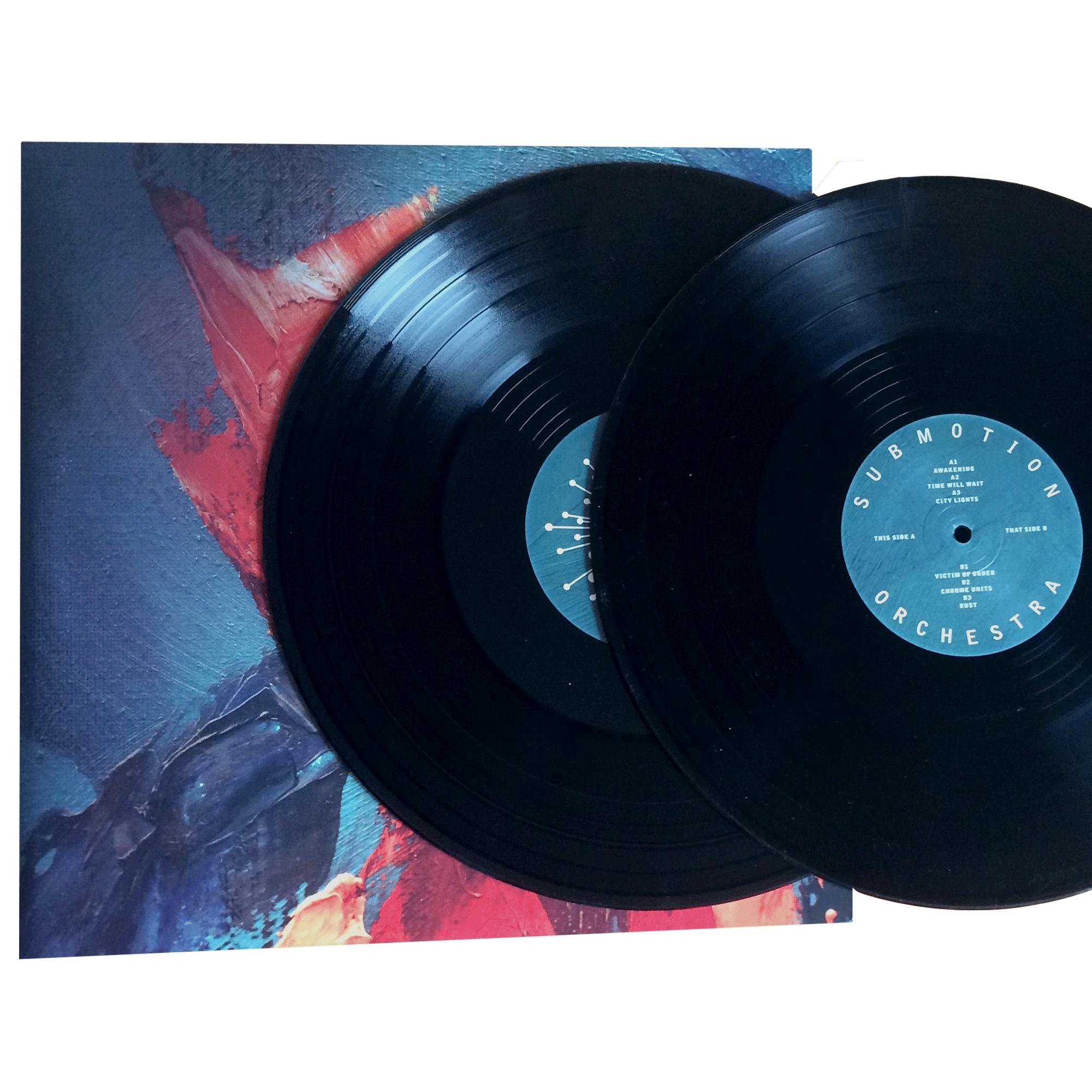 """Alium - 12"""" Vinyl Album (2 x LP)"""
