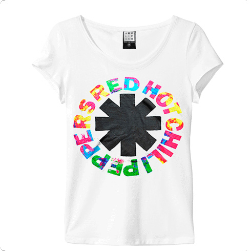 Amplified Clothing Hyper Colour - Womens Tee