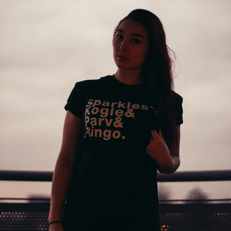 Ringo T-Shirt - Black