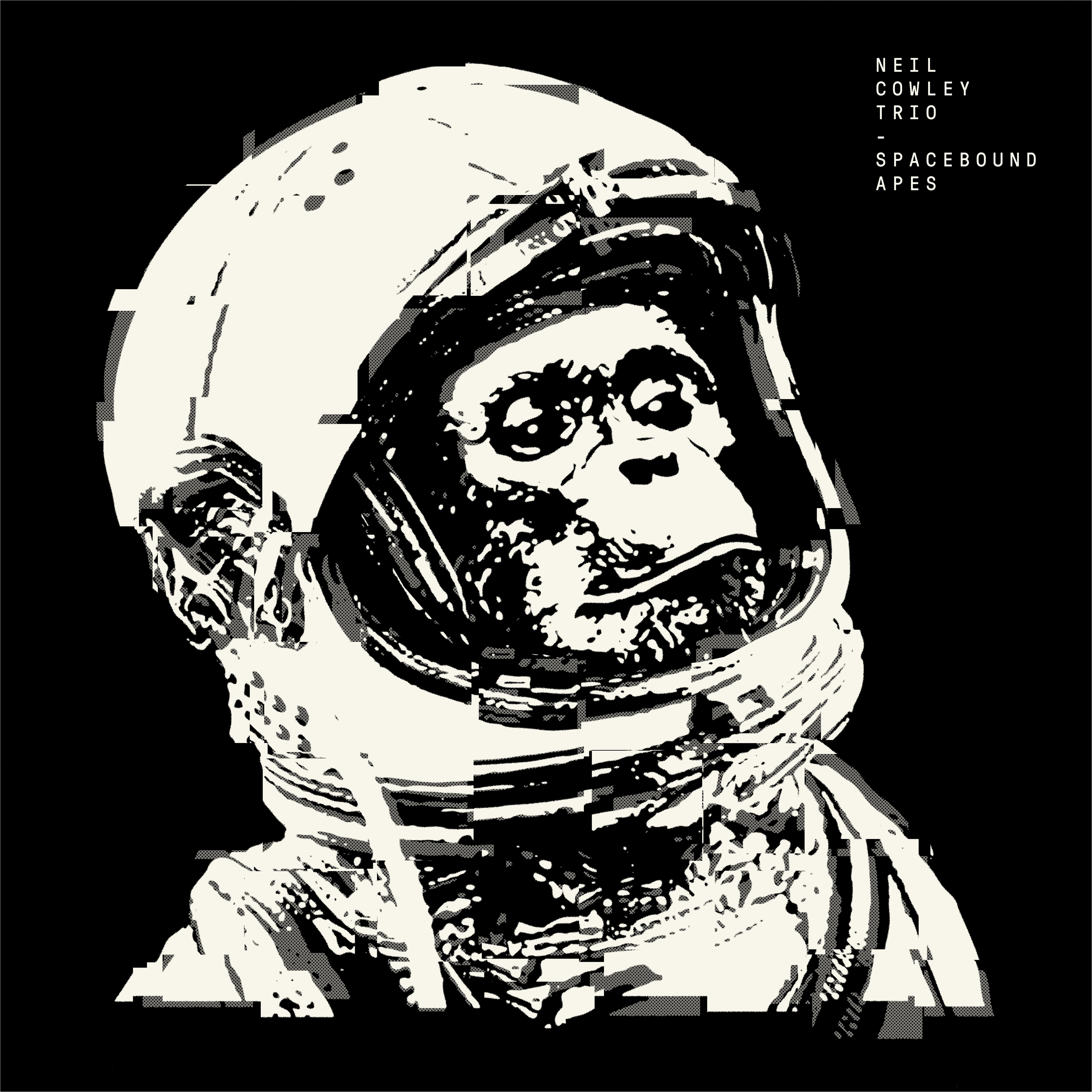 Spacebound Apes CD