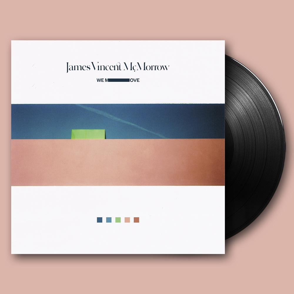 We Move (Vinyl)