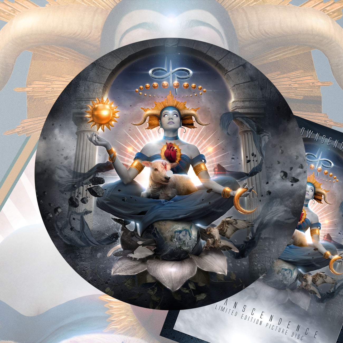 Transcendence - Picture Disc 2LP