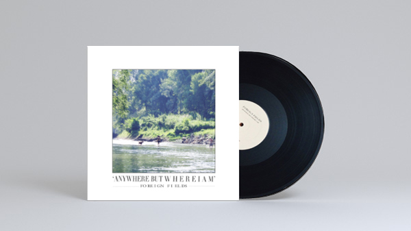 Anywhere But Where I Am [Vinyl plus digital download]