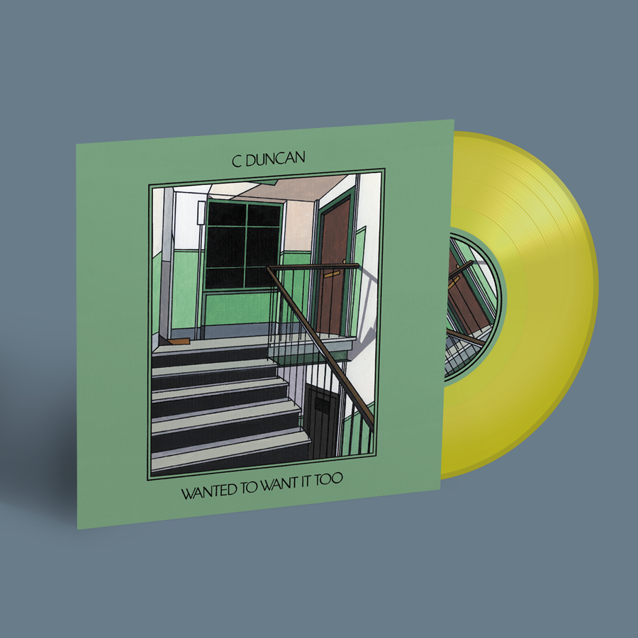 "Wanted To Want It Too Limited Coloured Vinyl 7"" plus 'Wanted To Want It Too' instant download"