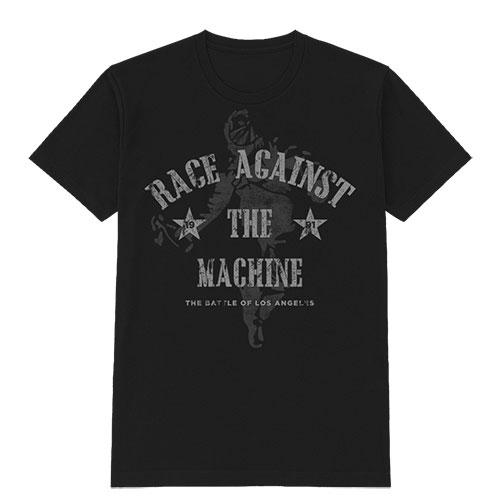 Battle – Black Ringspun Tee